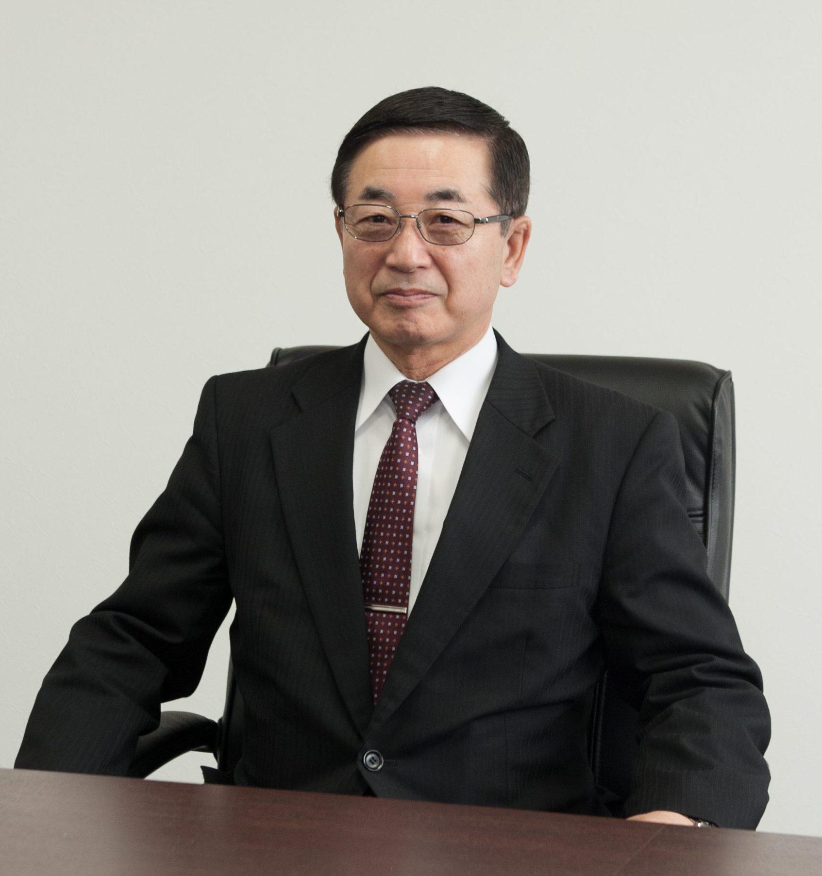 代表取締役 安孫子正芳